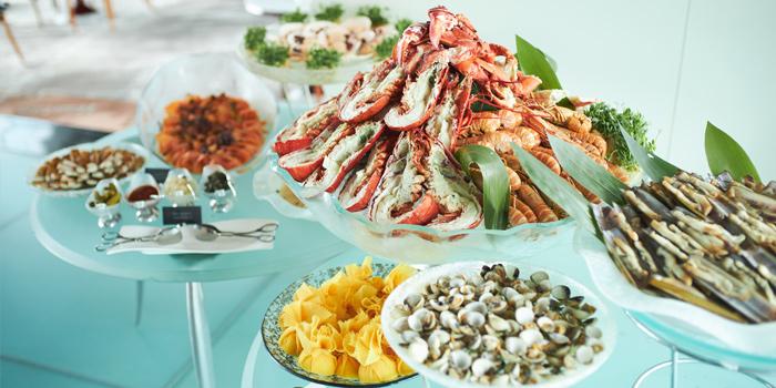 Seafood Session, Felix, Tsim Sha Tsui, Hong Kong
