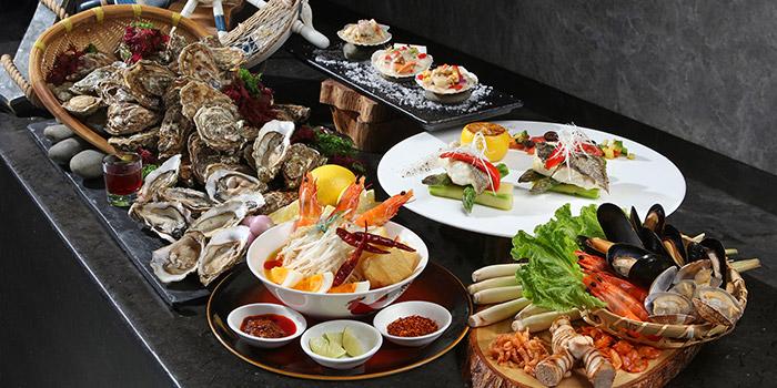 Seafood Variety, Yamm, Tsim Sha Tsui, Hong Kong