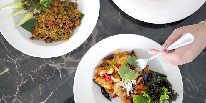 Selection of Food from Pitisuk Bar & Restaurant at17 Soi Moo Ban Seri Villa Yaek 2 Nong Bon, Khet Prawet Bangkok