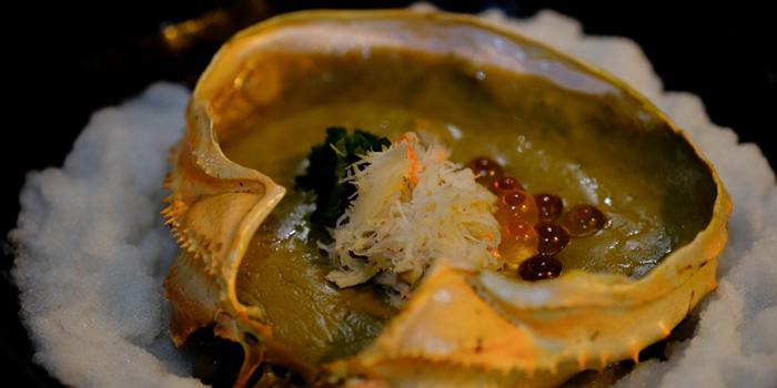 Signature Dishes from Sushi Oku at 93,95 K Village, Lock B103 Soi Sukumvit 26, Klongton, Klongtoey, Bangkok,