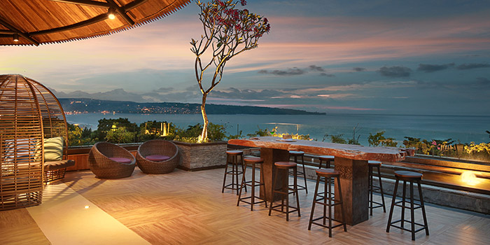 Baruna Sky Lounge (Jimbaran Bay Beach Resort)
