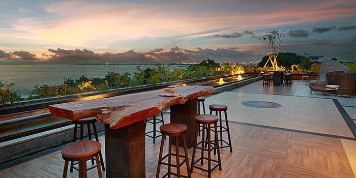 Sky Lounge from Baruna Sky Lounge, Jimbaran, Bali