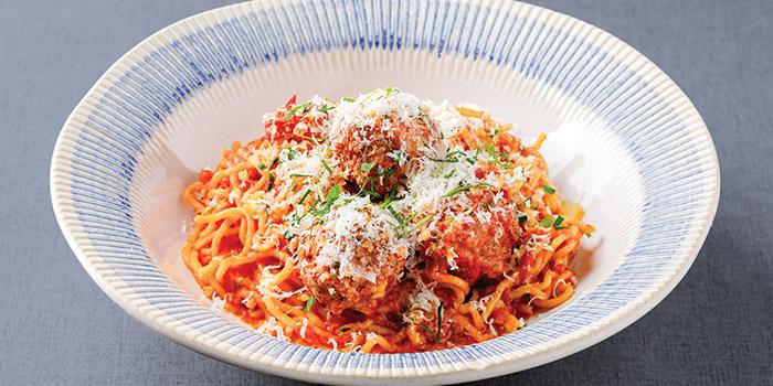 Spaghetti Meatballs, Jamie