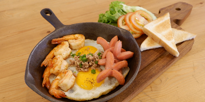 Special Dishes from Cafe