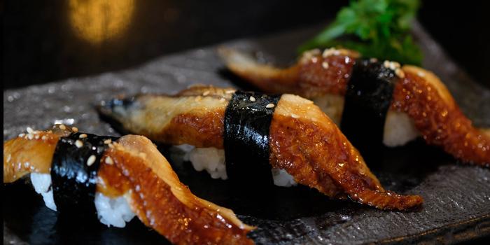 Sushi Dishes from Sushi Oku at 93,95 K Village, Lock B103 Soi Sukumvit 26, Klongton, Klongtoey, Bangkok,