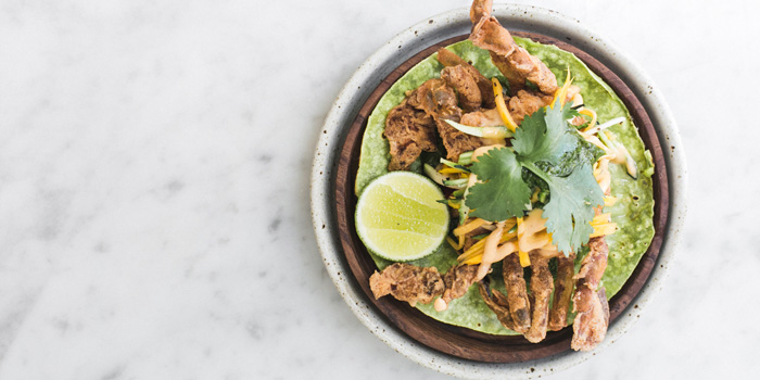 Food from The Slow Canggu