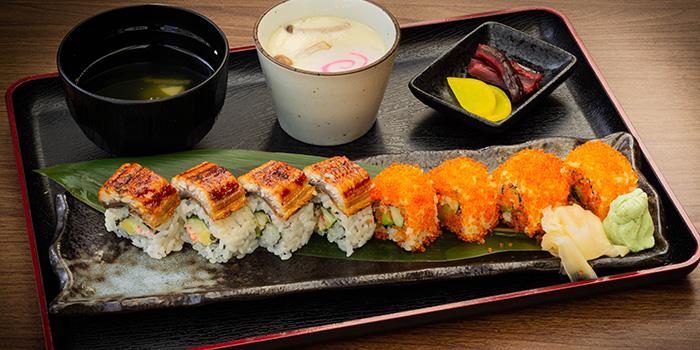 Unagi Sushi Roll from Una Una (Bugis+) at Bugis+ in Bugis, Singapore