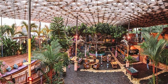 Venue from Hatch, Uluwatu, Bali