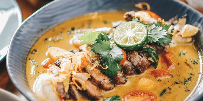 Dish 2 at Nolita Cafe
