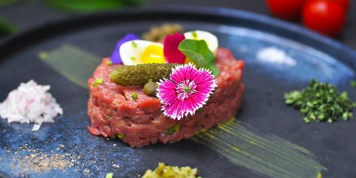 Steak at Rasa Restaurant, Jakarta