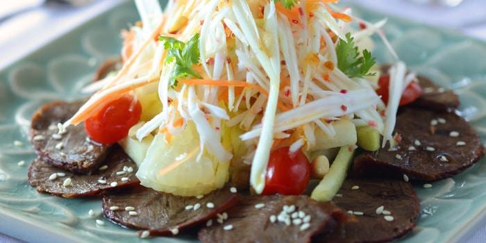 Salad Prabu at Plataran Menteng