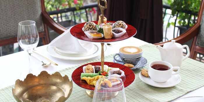 Afternoon Tea at Plataran Menteng