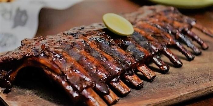 BBQ Back Ribs at SoulSpin, Jakarta