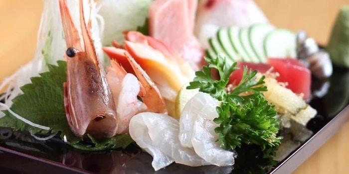 Dish 1 at Sushi Ippachi