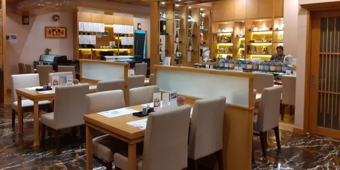 Interior 1 at Sushi Ippachi
