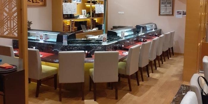 Interior 2 at Sushi Ippachi