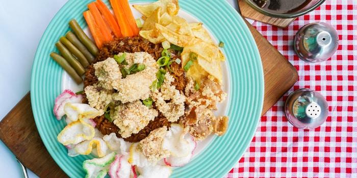 Dish 3 at IndoDiner Bar & Diner
