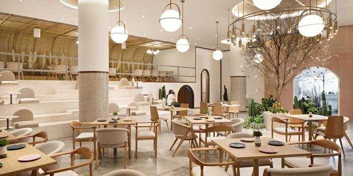 Interior 2 at BOJA Eatery, Pluit