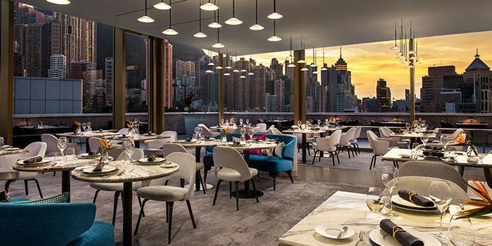 Popinjays Dining Area, Popinjays, Central, Hong Kong