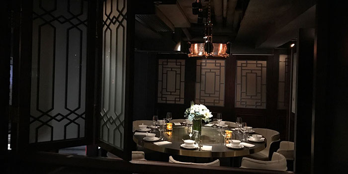 Room Individual Mid Night, 1935 Restaurant, Central, Hong Kong