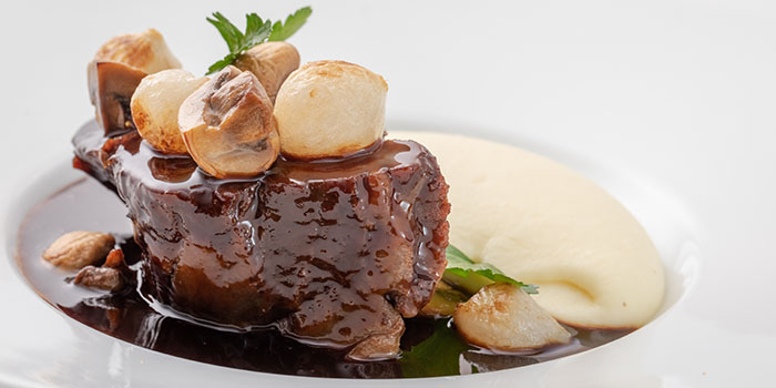 Slow-cooked Beef Bourguignon, DALLOYAU (Admiralty), Admiralty, Hong Kong