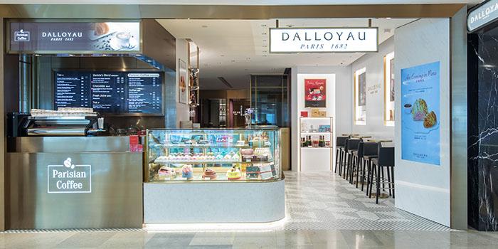Shop Front, DALLOYAU (Admiralty), Admiralty, Hong Kong