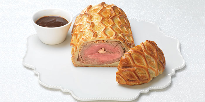 Beef Wellington, DALLOYAU (Admiralty), Admiralty, Hong Kong