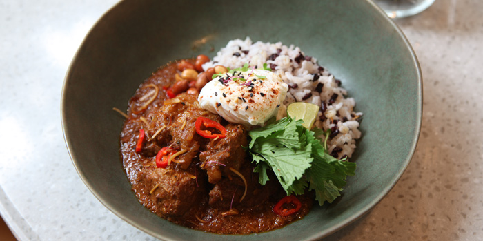Aussie Beef Rendang from Herringbone at 26/1 Sukhumvit 53 Alley Khlong Tan Nuea, Wattana Bangkok