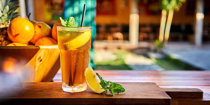 Drinks from Cibo, Canggu, Bali