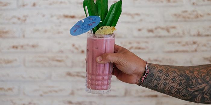 Drinks from Kyoka Japanese Kitchen, Ubud, Bali