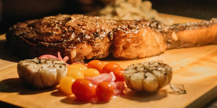 Grilled Tomahawk at Moonshine Dine & Lounge, Mega Kuningan