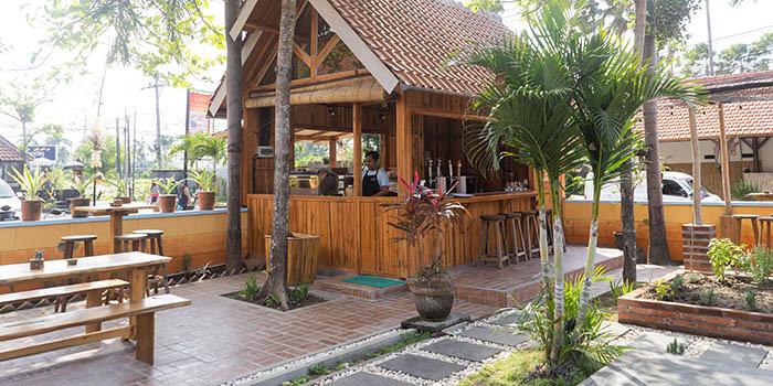 Interior from Cibo, Canggu, Bali