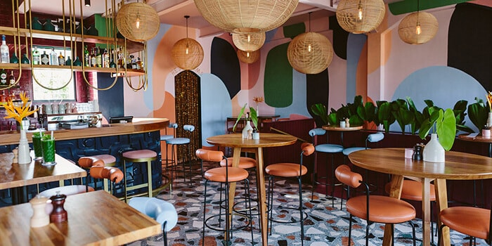 Interior from Neon Palms, Seminyak
