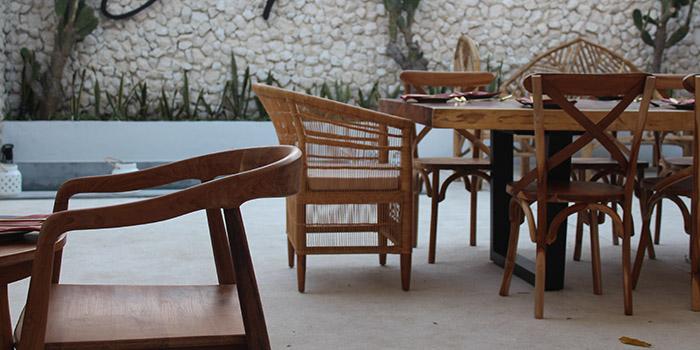 Interior from Guapa Mexican Restaurant, Uluwatu, Bali