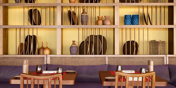 Interior, Big Bay Cafe, Hung Hom, Hong Kong