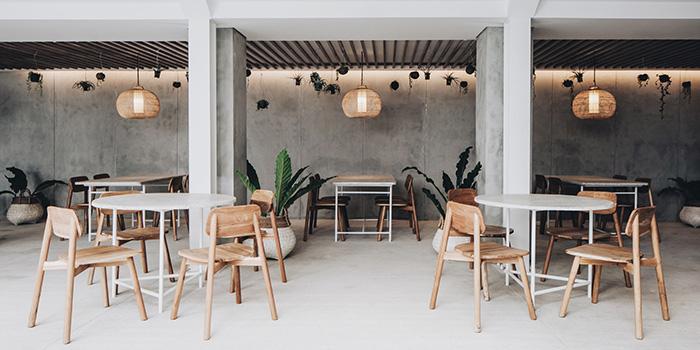 Interior from Opeum Bistro, Seminyak, Bali