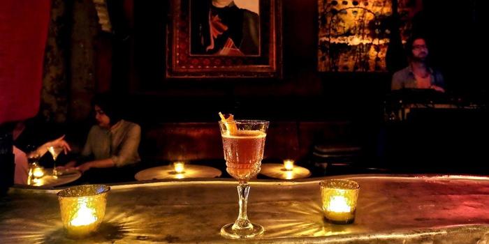 Signature Cocktail from Smalls at 186, 3-4 Suan Phlu 1 Alley Thung Maha Mek, Sathorn Bangkok