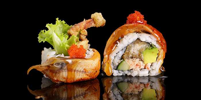 Dazzling Roll at Bluefin Japanese Fusion & Lounge, Kuta