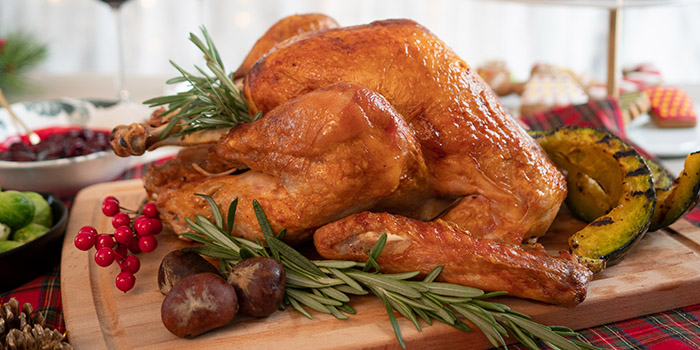 Thanksgiving Turkey (28 Nov) from Sky22 at Courtyard by Marriott Singapore Novena in Novena, Singapore