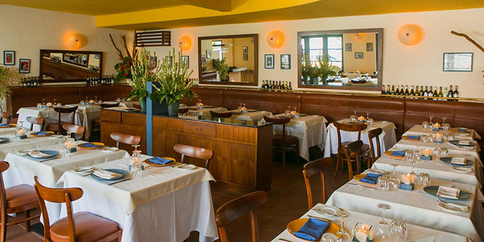 Interior from Chef