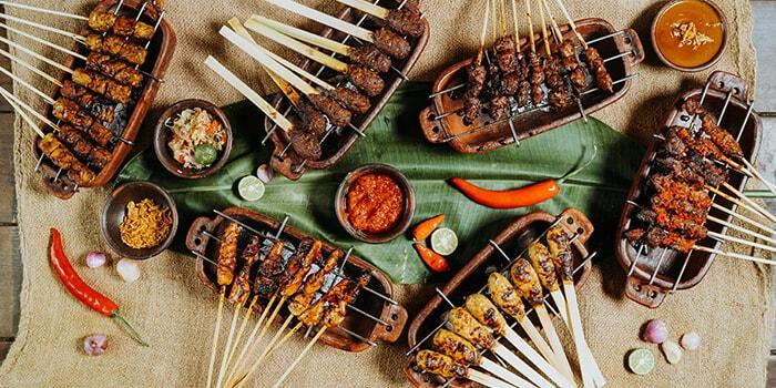 Food from Lidah Lokal, Sanur, Bali