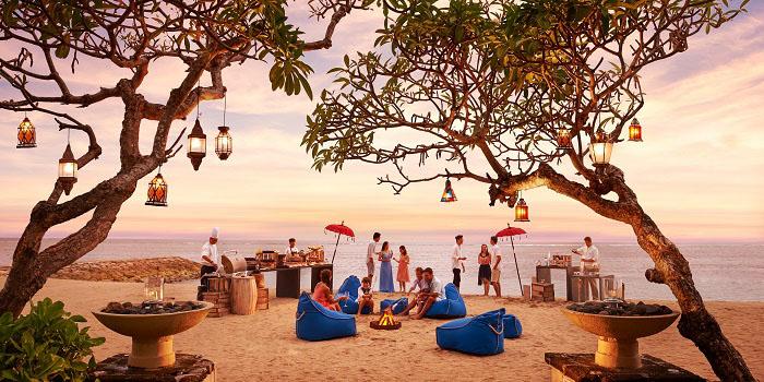 Beach BBQ from Eight Degrees South, Nusa Dua, Bali