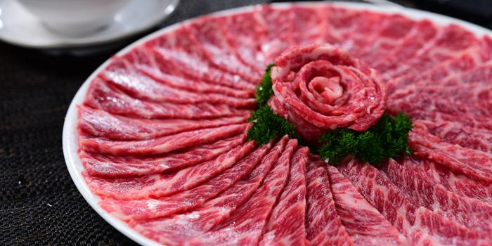 Beef Slice, Taiwanese Hot Pot (Kyoto Plaza), Causeway Bay, Hong Kong