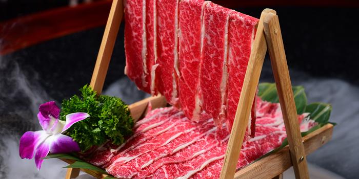 Beef, Taiwanese Hot Pot (Kyoto Plaza), Causeway Bay, Hong Kong