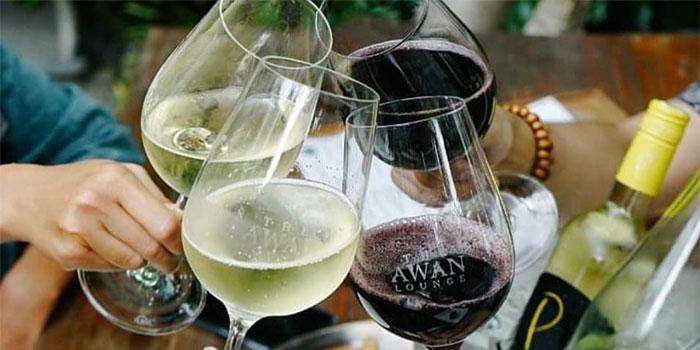 Beverages 1 at Awan Lounge