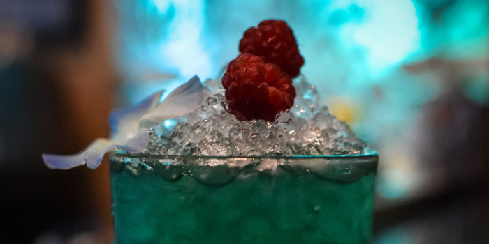 Drinks 2 at Blu Martini, JW Marriott Mega Kuningan