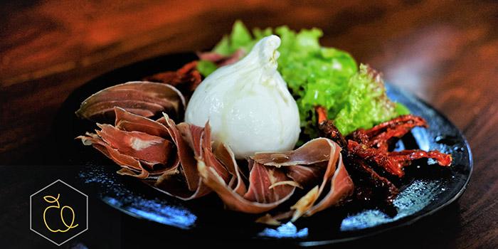 Food from Tempted Bali, Seminyak, Bali