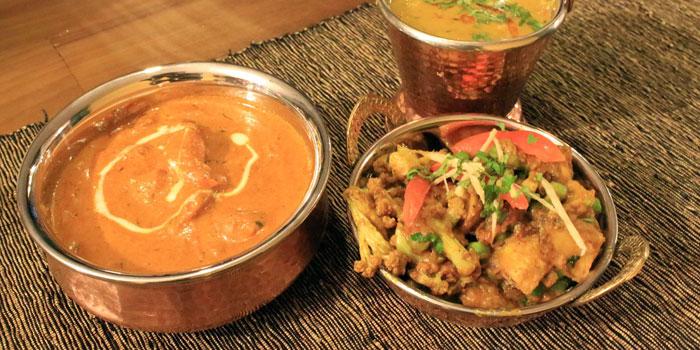 Chicken Butter Dhal at Indian Tandoor, Jimbaran