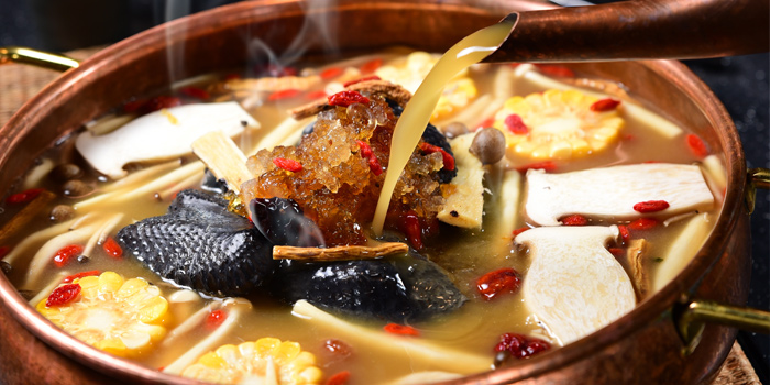 Chicken Soup, Taiwanese Hot Pot (Kyoto Plaza), Causeway Bay, Hong Kong