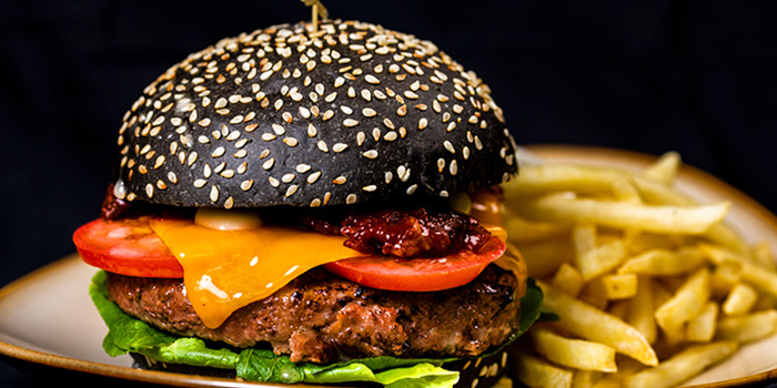Club Sandwich from KOMYUNITI at YOTEL Singapore in Orchard, Singapore